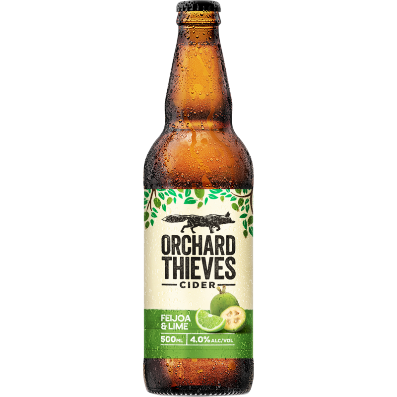 Orchard Thieves Feijoa & Lime